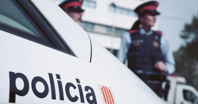 coche patrulla mossos