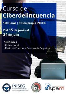 Programa especial de formación en ciberdelincuencia enfocado a las Fuerzas y Cuerpos de Seguridad