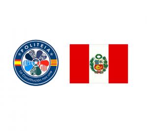 Delegación internacional en Perú