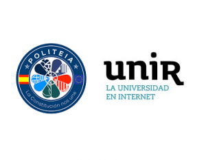 ACUERDO DE COLABORACIÓN ENTRE POLITEIA ASOCIACION DE PROFESIONALES DE LA SEGURIDAD Y LA UNIVERSIDAD INTERNACIONAL DE LA RIOJA-UNIR