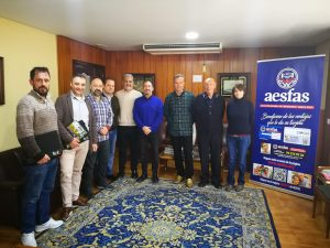 Firma del Acuerdo de Colaboración entre POLITEIA y AESFAS