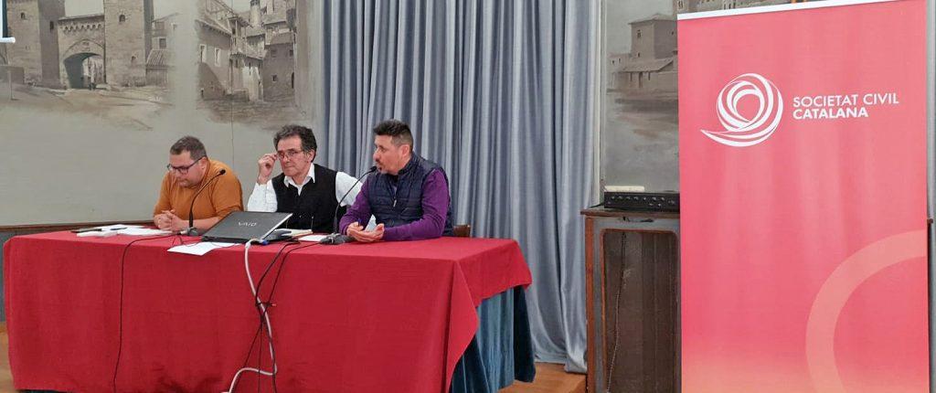 POLITEIA colabora con Societat Civil Catalana para asumir funciones de su Sectorial de Seguridad Pública