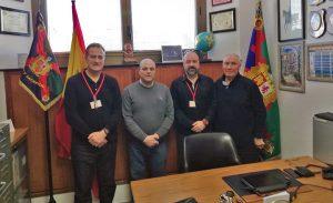 Reunión entre ACIME-Cataluña y POLITEIA