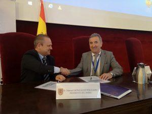 POLITEIA firma un nuevo acuerdo de colaboración.