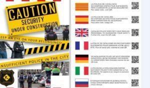 Mossos d'Esquadra: iniciem campanya per explicar a tothom la greu situació del cos