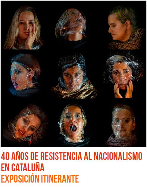 Exposición de resistencia al nacionalismo en Cataluña