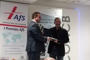 Premio a la Seguridad Pública para David Hernández, Presidente de Politeia