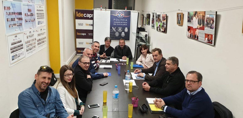 Reunión Junta Directiva Politeia