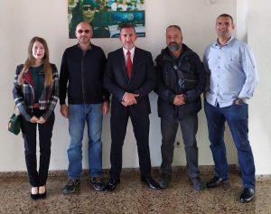 Politeia con la Asociación Española de la Guardia Civil en Cataluña.