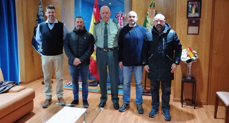 Reunión Politeia y Guardia Civil
