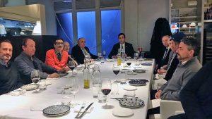 Unión Monárquica de España invita a David Hernández a un evento con motivo de la celebración del cumpleaños de S.M. el Rey Felipe VI